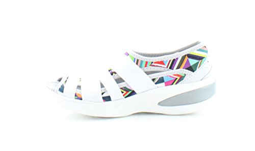 Bzees Frill Mujeres Sandals & Flip Flops Multi Geometric
