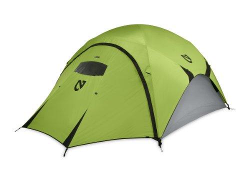 Nemo Equipment 2011 Asashi 4-Person 3 Season Comfort Tent (Green), Outdoor Stuffs