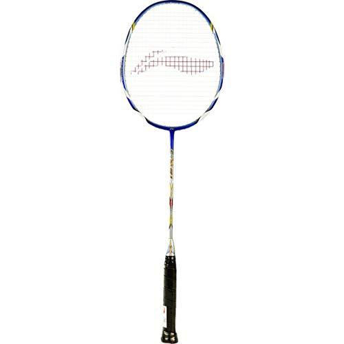 Li Ning G Tek 90 II Badminton Racquet  Blue/White