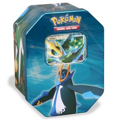 2007 Pokemon Diamond & Pearl Tin (Pearl Collectors Tin)