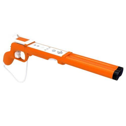 Joytech Wii Sharp Shooter Lightgun Attachment for Shooting Games