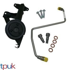 TUBE PLONGEUR Banjo boulons 90PS TRANSIT PARTS UK TURBO Kit dinstallation 1.6 hdi tdci DV6 90 Alimentation HUILE