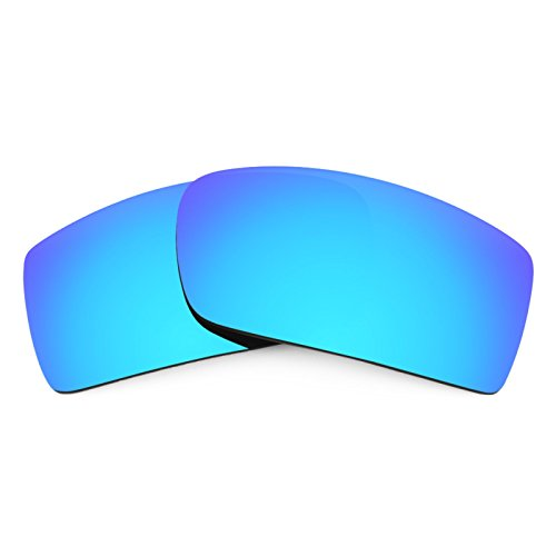 Revant Polarized Replacement Lenses for Electric Charge XL Ice Blue MirrorShield