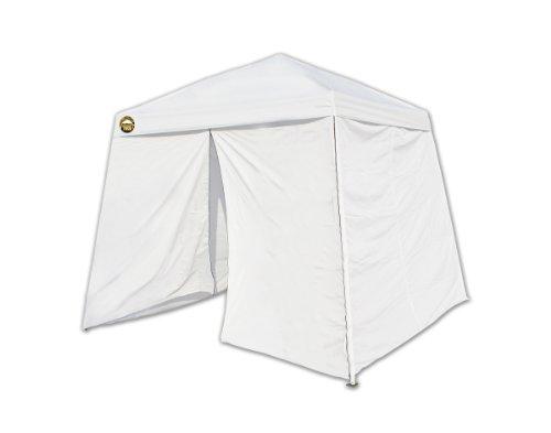 Shade Tech 64 Shade Wall Kit (White), 10 Feet X 10 Feet, Outdoor Stuffs