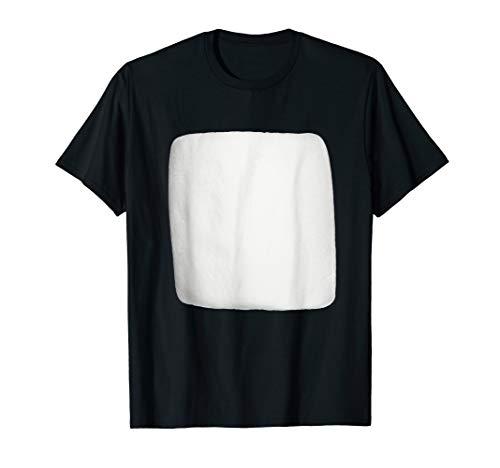 Marshmallow T-Shirt Smores Halloween Costume