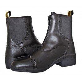 hoof-woof-womens-black-full-grain-leather-comfort-cap-toe-paddock-zip-boot-85
