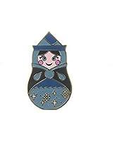 Disney Nesting Dolls Mini Pin Pack - Merryweather Only