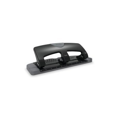 Swingline SmartTouch 3-Hole Punch, Low Force, 20 Sheets [Set of 6] by ACCO Brands