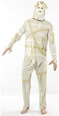 JUGUETILANDIA Disfraz Momia Hombre Talla XL: Amazon.es: Juguetes y ...