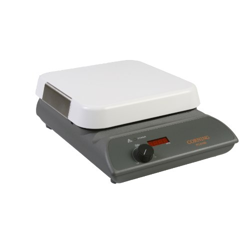 18' Magnetic Display Bar - Corning 6795-610D Magnetic Stirrer with Digital Display and 10