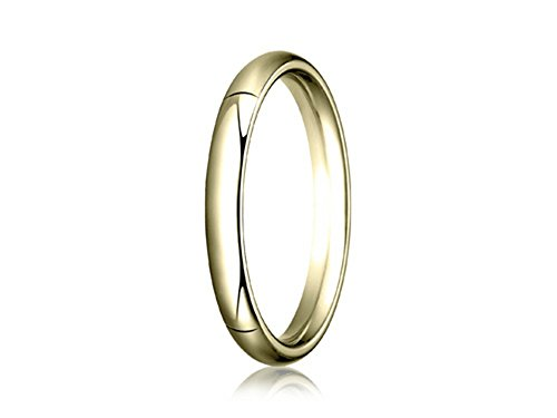 White Gold Benchmark Wedding Ring - 7