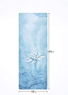 Amazon.com : YXGYJD Pilates mat Yoga mats Deer Skin Plush ...