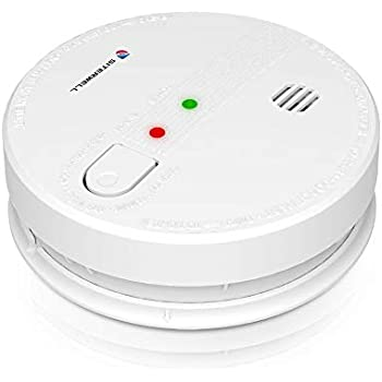 SITERWELL Hardwired Smoke Alarm 120V AC Wire-in Photoelectric Smoke Detectors and Fire Alarm with