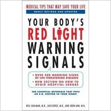 Book YOUR BODY'S RED LIGHT WARNING SIGNALS (Large Print Edition)
