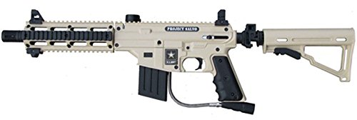 US Army Project Salvo .68-Caliber Paintball Marker, Tan