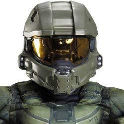 Master Chief Full Helmet Costume Accessory -