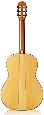 Cordoba Solista Flamenca, una cuerda de nailon acústica guitarra ...