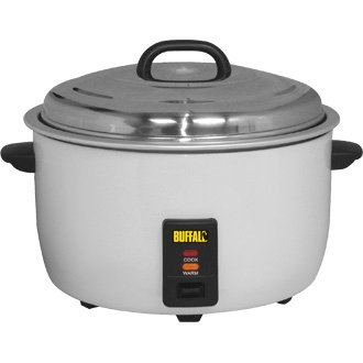 Buffalo Commercial Rice Cooker - 23Ltr 2.95kW - high quality and ...