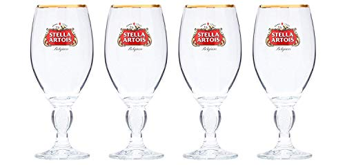 Stella Artois Belgian Chalice, 50cL - Set of 4