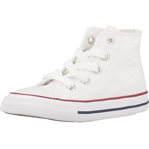 mode fille Baskets Blanc Hi All Season Converse Chuck Star Taylor xZw1q4HH0