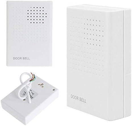 [해외]DC 12V Wired Doorbell Door Bell Chime For Home Office Access Control Fire Proof / DC 12V Wired Doorbell Door Bell Chime For Home Office Access Control Fire Proof