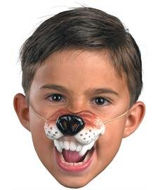 Halloween Wolf Costume Kids (Disguise Costumes Wolf Nose, Child)