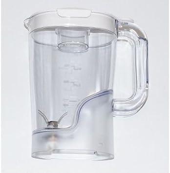 Moulinex - Accesorio jarra batidora para robot de cocina modelos Store Inn, Masterchef 5000 de Moulinex, cód. FP512 DO2: Amazon.es: Hogar