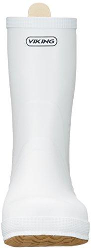 Seilas Bianche Gomma Shaft Stivaletti 1 Sfoderato Bootees Viking Di Adulti amp; Stivali Unisex bianco PF1UfnPq