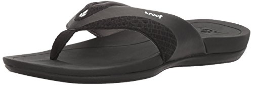 Reef Flip Energy Women's Black Flop arHa6q