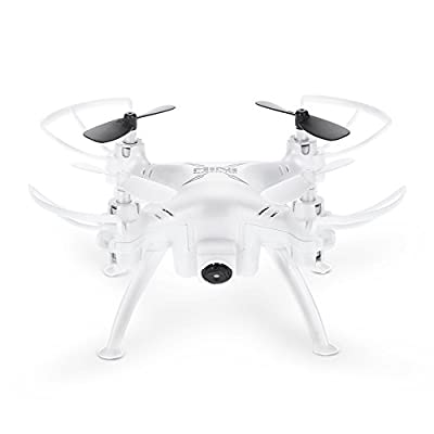Goolsky Skytech TK106RHW 2.4GHz 4CH 6-axis Wifi FPV 0.3MP Camera Drone Waypoints Altitude Hold G-sensor RC Mini Quadcopter from Goolsky