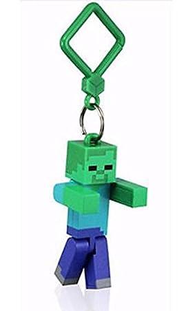 Everglamour - Llavero, diseño de Minecraft 3D, Zombie ...