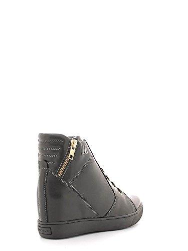 Lumberjack Marisa Sw05105 Black - Zapatillas de Piel para mujer negro