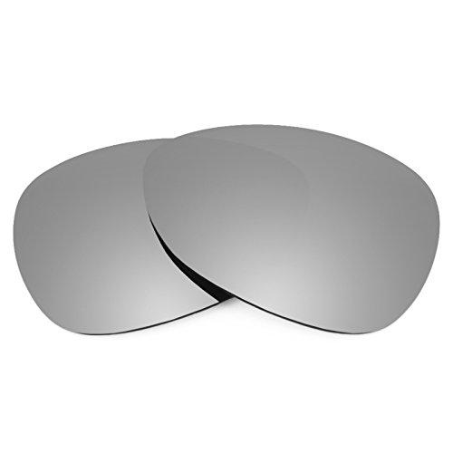 Revant Polarized Replacement Lenses for Oakley Warden Elite Titanium - Warden Sunglasses
