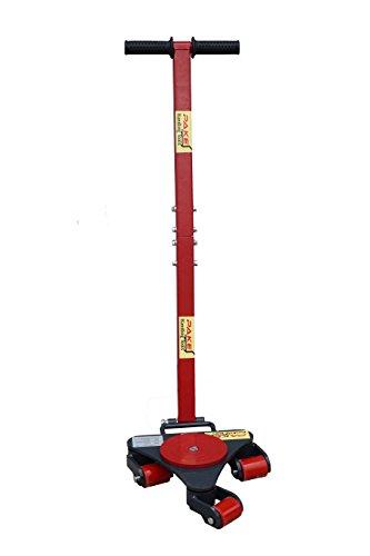 Pake Handling Tools - Rotating Machine Dolly, 4400lbs