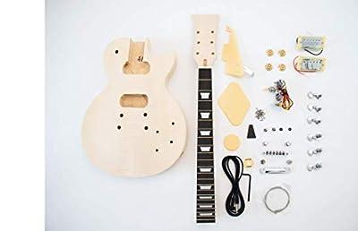DIY Electric Guitar Kit Singlecut Style Build Your Own Guitar Kit