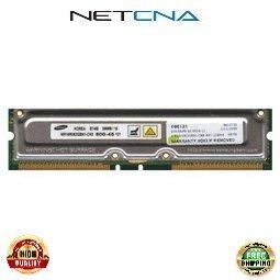 Rimm Computer (FUJITSU-AJK 256MB Fujitsu PC800 non-ECC RDRAM RIMM 100% Compatible memory by NETCNA USA)