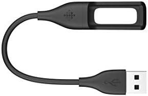 Original Fitbit Flex USB Charger - Replacement USB Charger Adapter for Fitbit Flex Heart Rate Fitness - Bulk Packaging