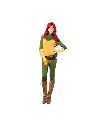 [G.i. Joe Scarlett Women's Cosplay Costume] (Gi Joe Cosplay Costumes)