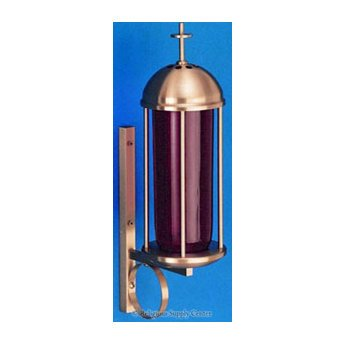 - Religious Supply Wall Sanctuary Lamp