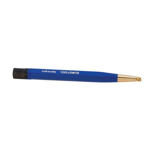 Scratch Brush, Metal Ferrules, Brass, 4-1/2 Inches | BRS-295.00