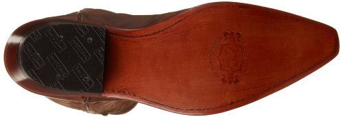 Tony Lama Boots Men's Saigets Worn Goat 6979 Western Boot