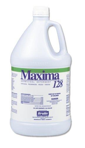 Amazon.com: Maxima 128 germicida detergente – Tasa de Maxima ...