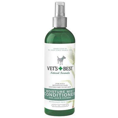 Moisture Mist Conditioner Size: 16 Ounces by Vet's Best