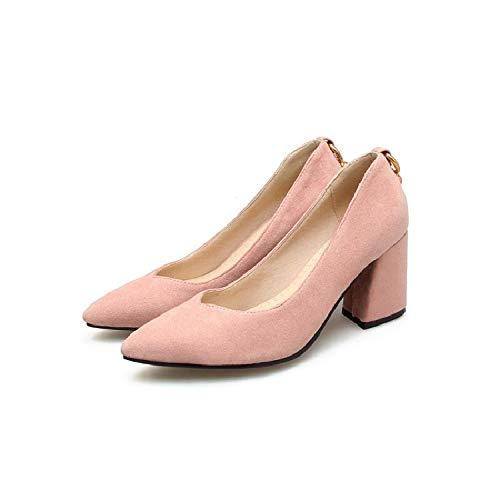 Scarpe Dimensioni Piedi Pink Yukun Di alti 40414243 Grandi Donna qpxwETzf8
