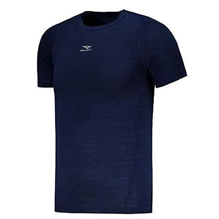 aaa1de5ddf Camisa De Compressão Penalty Max Flex UV 50 Marinho  Amazon.com.br   Esportes e Aventura