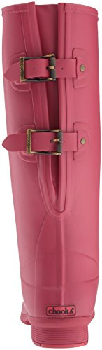 Chooka Calf Foam Rain Women's Wide Raspberry Memory Boot qOEwrqTC