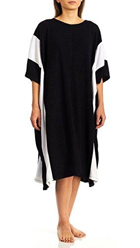 dkny-womens-sleep-caftan-black-one-size