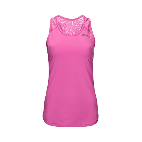 Zoot Sports Womens Chill Out Singlet Top, Pink, - Singlet Women's Racing