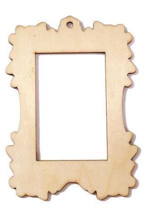 Amazon.com: Cardinal Arts & Crafts Mini Hanging Frames, Set of 6