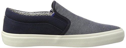 JACK & JONES Jfwrush Textile Mix Navy Blazer, Zapatillas para Hombre Azul (Navy Blazer)